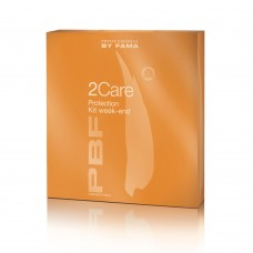 2Саге PROTECTION - дорожный набор для волос, тела и лица