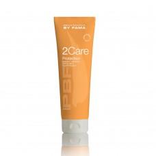 2 CARE PROTECTION - шелковистый бальзам для волос и тела